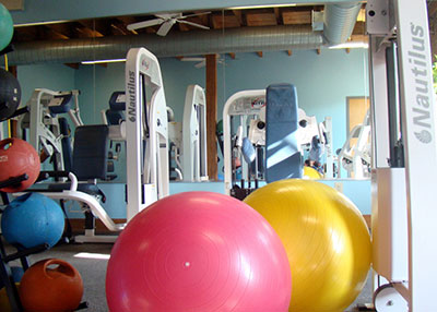 About Riverton Health and Fitness Center